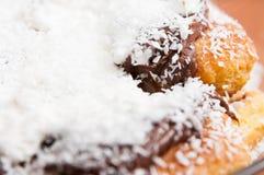 Tiramisu cake layers Stock Photography