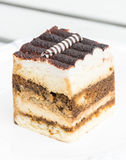 Tiramisu cake Royalty Free Stock Photography