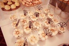 Tiramisu creme dessert Royalty Free Stock Photos
