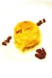 Tiramisu de la calabaza Fotografía de archivo libre de regalías