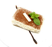 Tiramisu desser Stock Photography