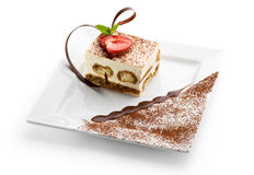 Tiramisu Dessert Stock Photography
