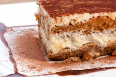 Tiramisu Dessert Royalty Free Stock Photos