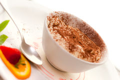 Tiramisu dessert. Royalty Free Stock Photography