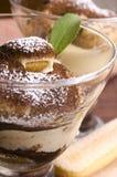Tiramisu Dessert Royalty Free Stock Image
