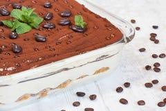 Tiramisu Dessert Royalty Free Stock Photo