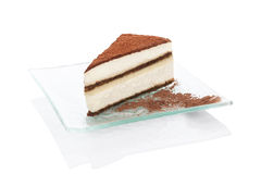 Tiramisu dessert. Royalty Free Stock Photo