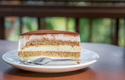 Tiramisu royalty free stock photography