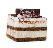 Tiramisu, torta Imagen de archivo