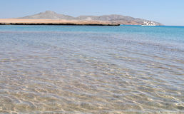 Tiran Island, Egypt. Red Sea. Royalty Free Stock Image