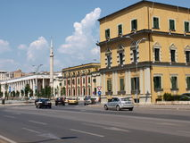 Tirana (1) Royalty Free Stock Images
