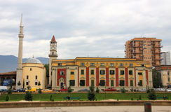 Tirana, Albania, goverment Stock Photography