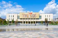 National Historical Museum, Tirana, Albania Royalty Free Stock Photos