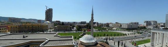 Tirana, Albanie Images libres de droits