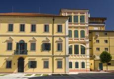 Tirana das Kapitol von Albanien lizenzfreies stockbild
