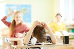 Tiranizar entre adolescentes fotos de stock royalty free