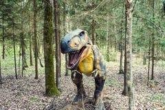 Tirannosauro Rex del dinosauro fotografia stock