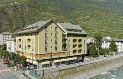 Tirano, Italy. Royalty Free Stock Photography