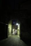 Tirano by night Stock Photos