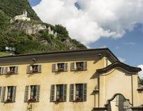 Free Tirano Sondrio, Italy Stock Photography - 86580832