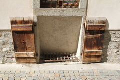 Tirano window Stock Images