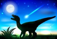 Tiranosaurio Rex Stock de ilustración