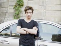 Tirante teenager Immagini Stock Libere da Diritti