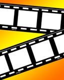 Tiras 3 de la película Foto de archivo libre de regalías