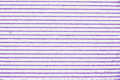 Tiras azuis da violeta imagem de stock