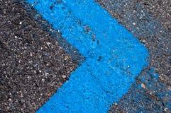 Tiras da estrada Imagem de Stock Royalty Free