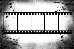 Tiras da película Foto de Stock