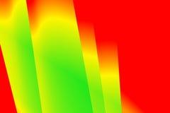 Tiras de cor abstratas Ilustração Stock