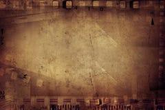 Tiras de la película imágenes de archivo libres de regalías