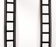 Tiras de la película Fotos de archivo