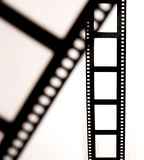 Tiras de la película Imagenes de archivo