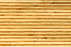 Tiras de madeira da textura Imagens de Stock