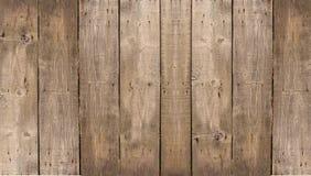 Tiras de madera gastadas Imagen de archivo
