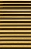 Tiras de metal Imagen de archivo