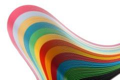 Tiras de papel Imagem de Stock Royalty Free
