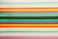 Tiras de papel Imagens de Stock