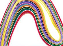 Tiras de papel Imagem de Stock