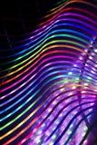 Tiras del arco iris Foto de archivo libre de regalías