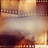 Tiras do filme Imagem de Stock Royalty Free