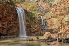 Tirathgarh Waterfall Stock Image