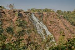 Tirathgarh Waterfall Royalty Free Stock Photo