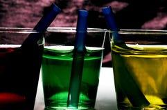 Tiratori della gelatina Fotografia Stock