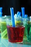 Tiratori della gelatina Immagini Stock