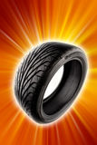 Tire Stock Image