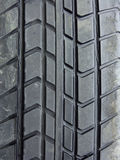 Tire. The stack of old summer and winter tire Royalty Free Stock Photography