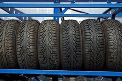 Tire Royalty Free Stock Photos